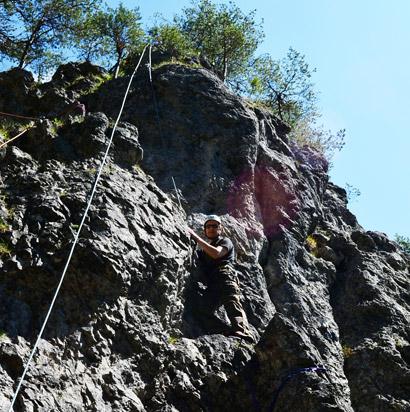 Zoznamovací kurz lezenia na skalkách  9117a05f5d1