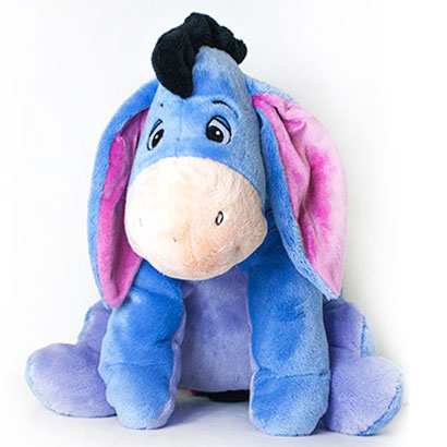 Disney hračka Oslík (výška 43 cm)