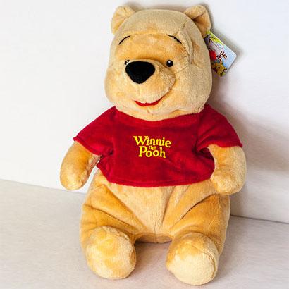 Disney hračka Medvedík Pú (výška 43 cm)