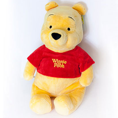 Disney hračka Medvedík Pú (výška 61 cm)