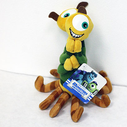 Disney hračka Monsters - Terri & Terry Perry (výška 25 cm)