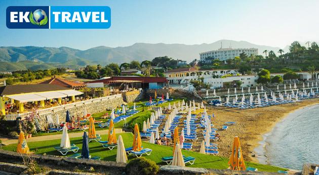 Fotka zľavy: Pobytový letecký zájazd na Cyprus na 8 dní s raňajkami, výletom, letenkou a sprievodcom už od 299 €. Ubytovaní budete v 4* Riverside Premium hoteli a dopriať si môžete aj obedy, večere a výlety.