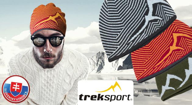 Fotka zľavy: Kvalitná zimná unisex čiapka značky Treksport len za 4,80 €. Pre milovníkov zimných športov i na bežné nosenie. Na výber z 3 druhov.