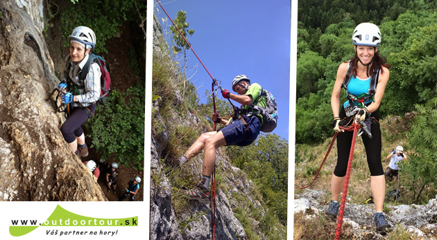Lezecký kurz na Via ferratách uprostred krásnej prírody parku Hohe Wande v Rakúsku - doprava, výstroj a poistenie v cene!