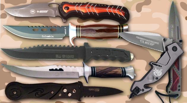 Špičkový vreckový nôž alebo dýka