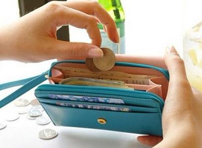 peňaženka a púzdro na mobil 2 v 1