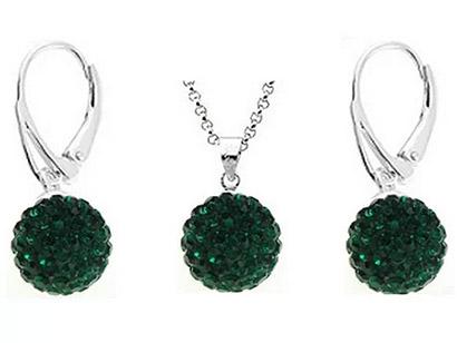 emerald swarovski