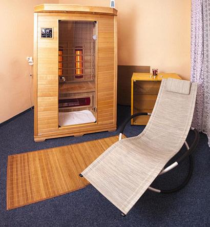 Hotel Zatisi Frantskovy Lazne