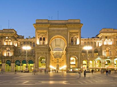 Veľká noc v Miláne