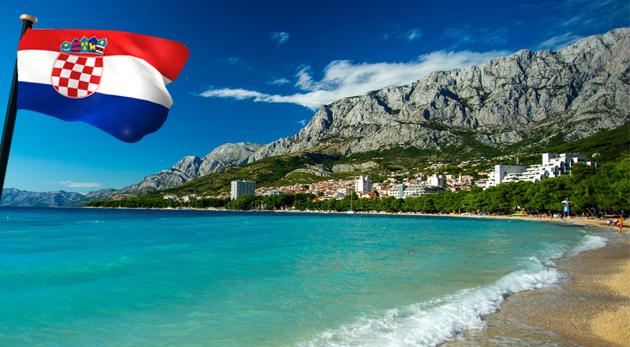 8-dňový pobyt na Makarskej riviére v hoteli Vila Lidus*** s all inclusive light  - len 80 m od pláže