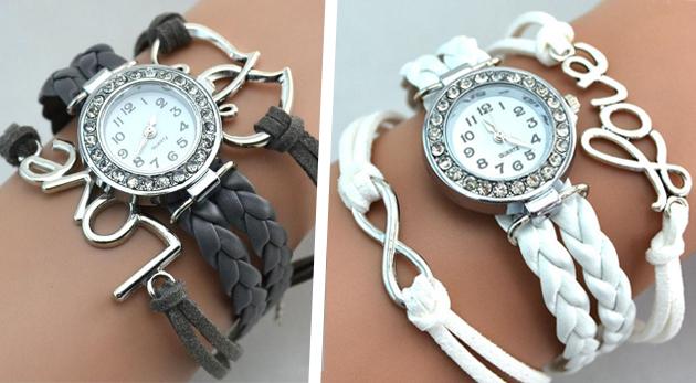 34e002edc Dámske náramkové hodinky vo výnimočnom VINTAGE štýle