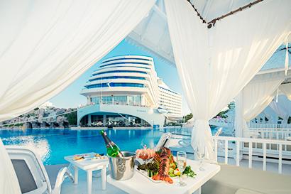 Luxus v hotelovej sieti TITANIK
