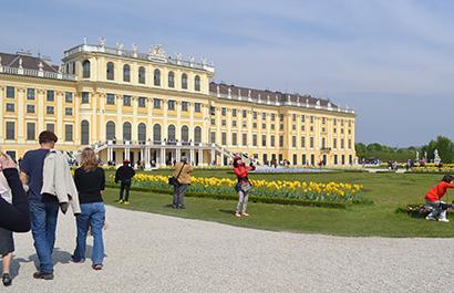 legio tour Viedeň a Schonbrun
