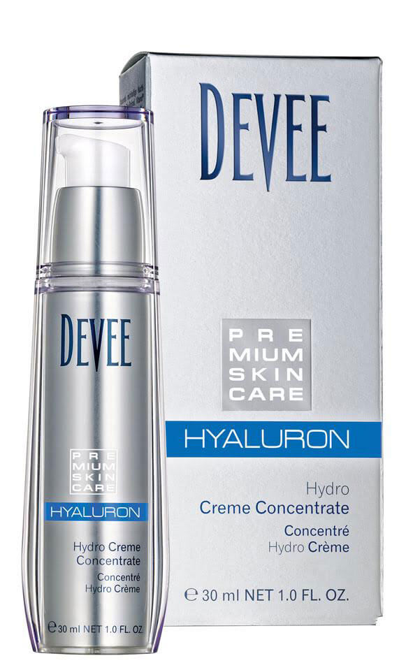 Hyaluron krém Devee - hydrokoncentrát (30 ml)