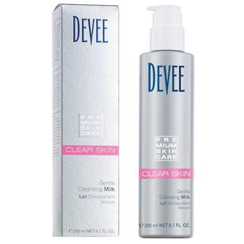 Devee Clear Skin čistiace mlieko 200ml