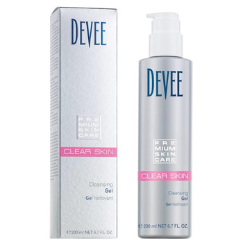 Devee Clear Skin čistiaci gél 200ml