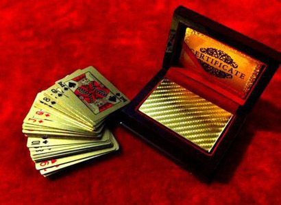 zlate karty