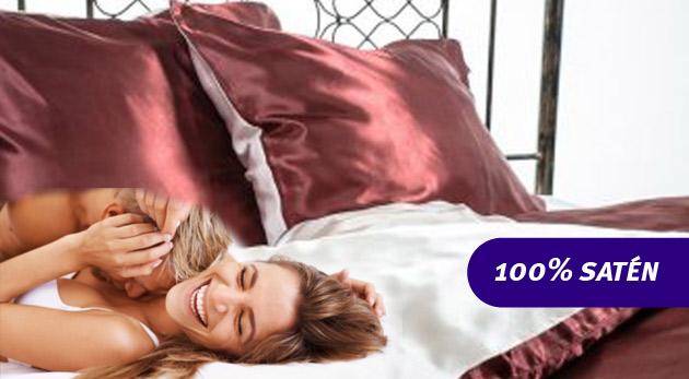 Chladivé luxusné obliečky Giovanelli Design pre prepychový šat vašej spálne v elegantných farbách
