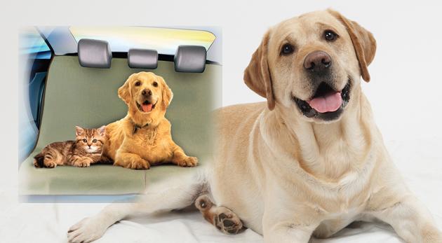 Nepremokavá deka pre zvieratko proti zápachu, špine, chlpom aj škrabancom