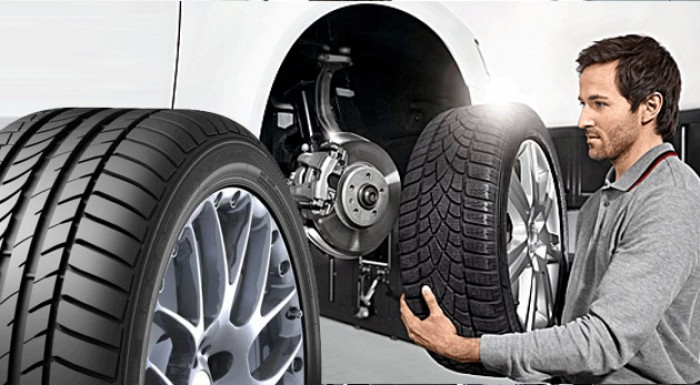 Jarné prezutie a kompletné vyváženie pneumatík