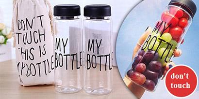 fľaša my bottle