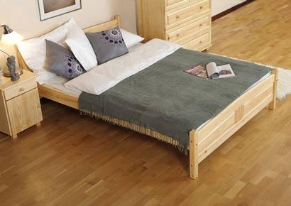 masivna postel
