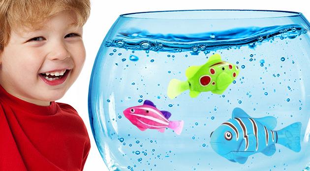Robotická ryba do každého akvária či vane