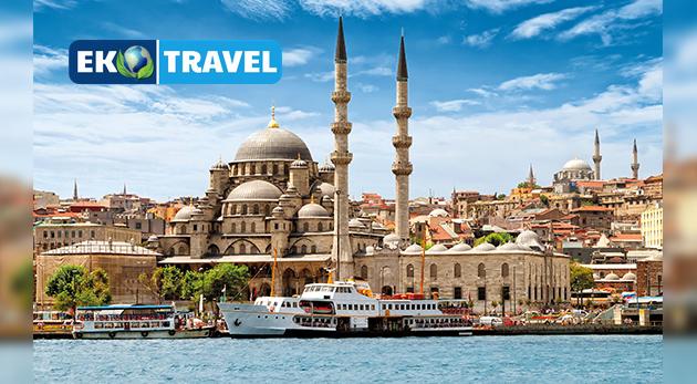 Spoznajte Turecko počas 8-dňového leteckého zájazdu s CK Eko Travel s ubytovaním či wellness