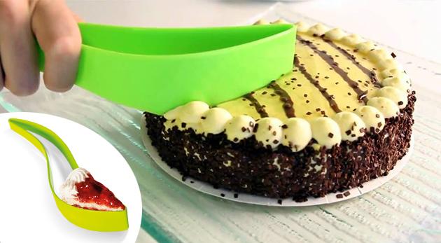 Šablóna na krájanie koláčov - nielen chutné, ale aj súmerné zákusky ako z cukrárne