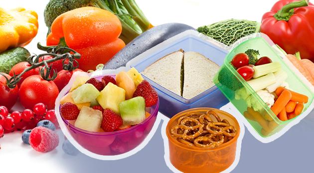 Štyri misky s chladiacou termo náplňou udržia vaše potraviny čerstvé