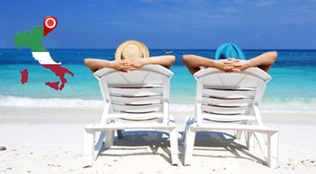 Nezabudnuteľná dovolenka počas hlavnej letnej sezóny v Taliansku v Hoteli Grifone**+ s polpenziou v obľúbenom letovisku Lido di Jesolo