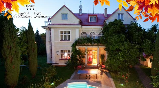 Hotel Marie Luisa a oddych uprostred krás českej metropoly - Prahy