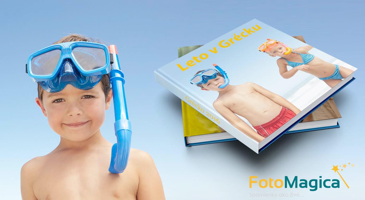 Fotokniha XL (30 x 30 cm - 48 strán ) - tvrdé dosky plne potlačiteľné za 19,95€