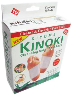 náplaste Kinoki