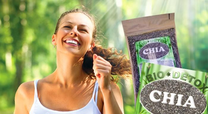 Chia semienka pre vaše zdravie