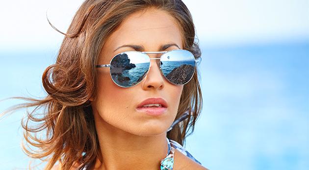 Slnečné okuliare - pilotky - štýl, elegancia i ochrana