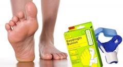 Zľava 40%: Fixátor na zmiernenie vybočujúceho palca na nohe len za 6,90 € - 2 ks v balení. Koriguje nesprávne postavenie prstov a uvoľňuje od bolesti - pomôcka, ktorú odporúčajú i ortopédi!