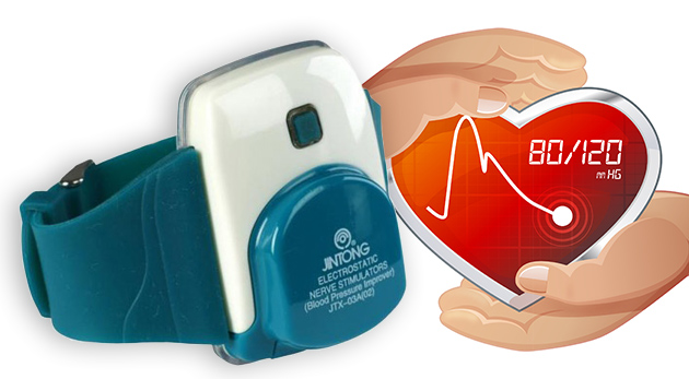 Stabilizátor krvného tlaku Jintong - účinná zdravotnícka pomôcka pre zlepšenie hypertenzie