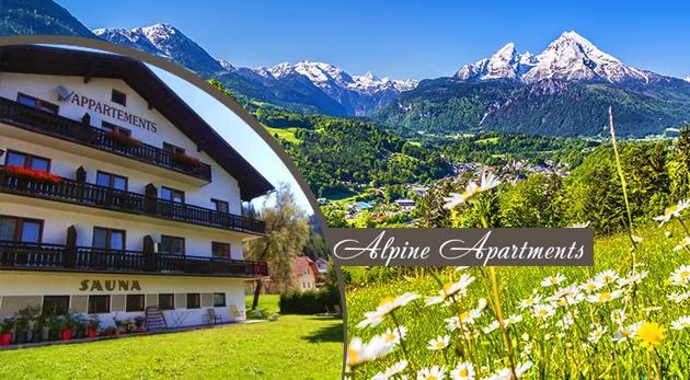 Objavte leto v rakúskych Alpách vďaka 3-dňovém pobytu pre dvoch