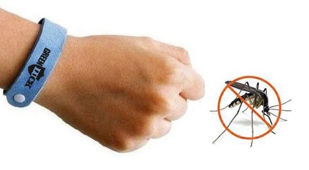Repelentné náramky - 5 ks v balení pre účinnú ochranu pred dotieravými komármi
