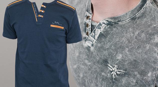 Pánske značkové tričká Redway 87933256dc6