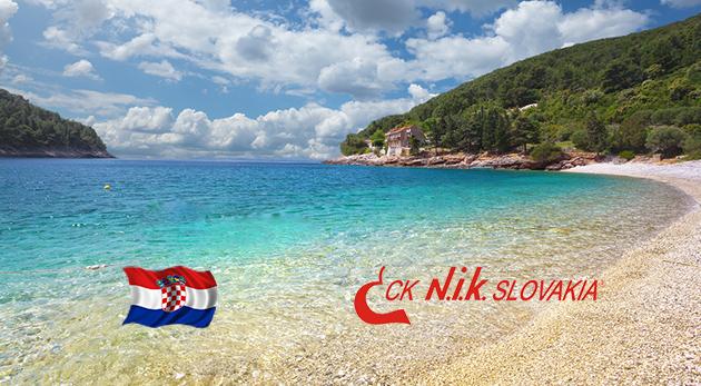 Skvelá 8-dňová dovolenka v chorvátskom stredisku Orebič s ubytovaním blízko mora