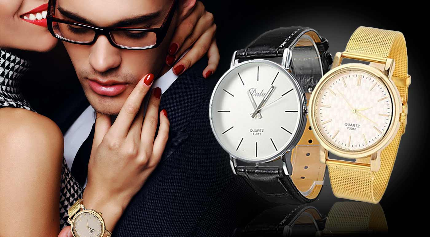 3f320ecdaf6 Kvalitné dámske alebo pánske hodinky značky Quartz