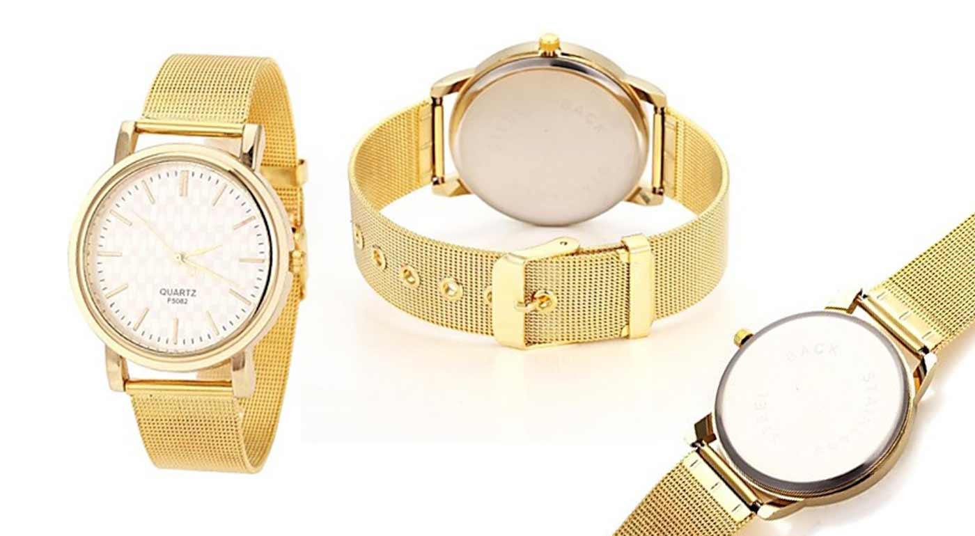 cd7106c94 Dámske hodinky Quartz a Aiers v 2 farbách | ZaMenej.sk