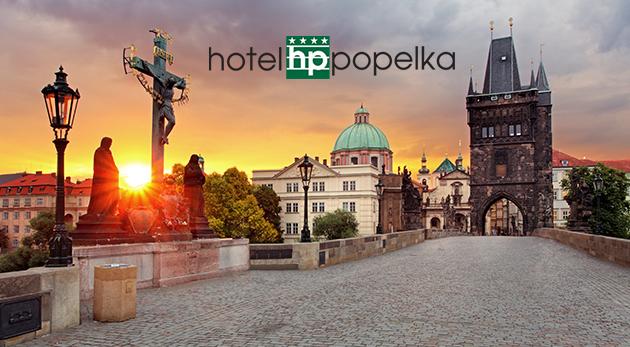 Komfortný 3-dňový pobyt v luxusnom Hoteli Popelka**** s raňajkami a welcome drinkom
