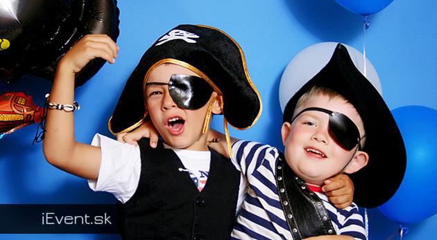 Denný letný tábor Mladí piráti na lodi Tanker v centre mesta na týždeň