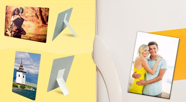 Plechové magnetky a fotografie - na výber vo viacerých veľkostiach