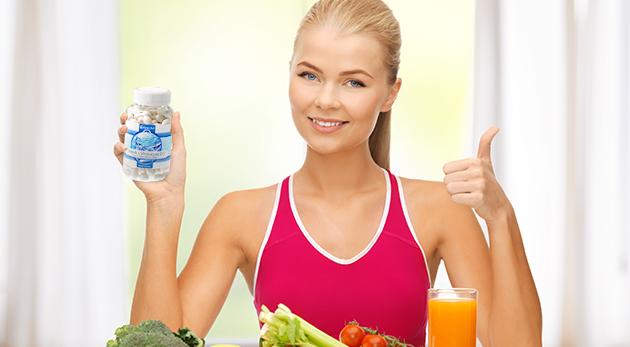 Výživový doplnok - vápnik a vitamín D3 v 200 kapsuliach