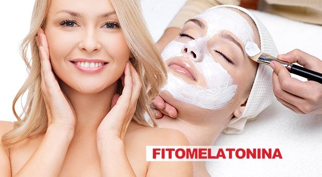 Kozmetické ošetrenie prírodnou talianskou fytomelatonínovou kozmetikou