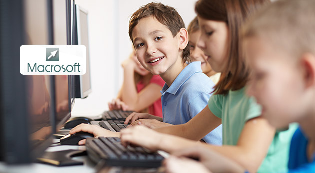 Letný počítačový tábor pre deti - grafika, webdizajn i programovanie